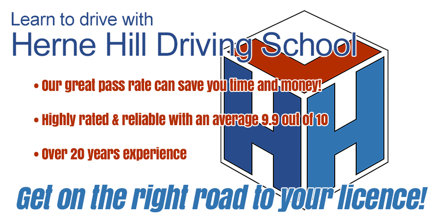 Driving lessons with Herne Hill Driving School